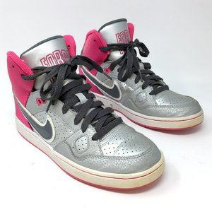 Nike Son of Force Mid Top Sneakers 5.5Y Womens 7